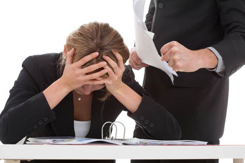 harcèlement moral droit du travail
