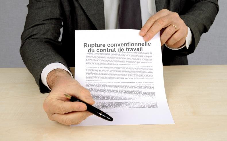 421 000 ruptures conventionnelles individuelles (RCI) ont été homologuées en 2017.